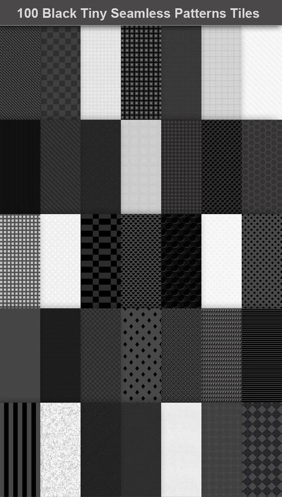 Tiny Web Patterns