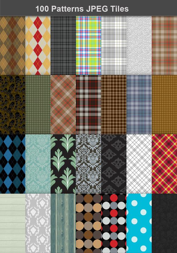 100 Patterns