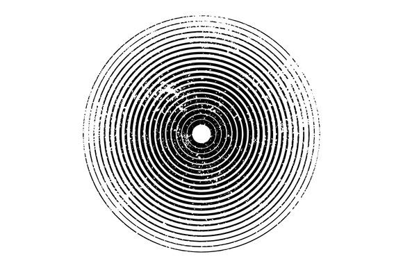 Textured Circular Vector