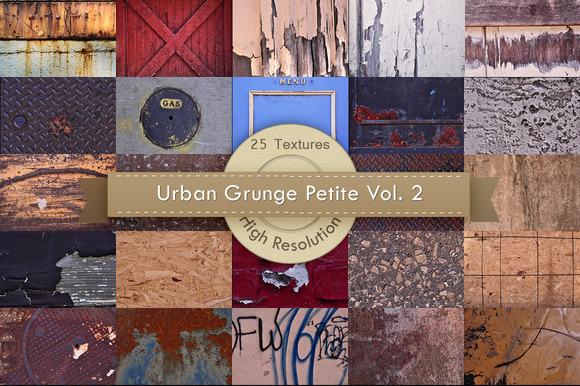 Urban Grunge Vol 2 High Res Textures