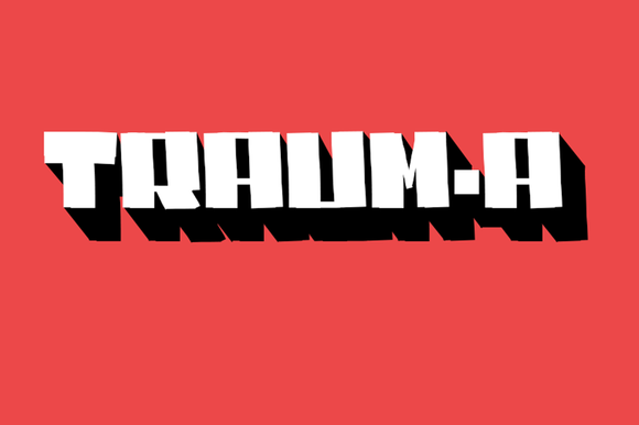 TRAUM-A Font PROMO 50% OFF