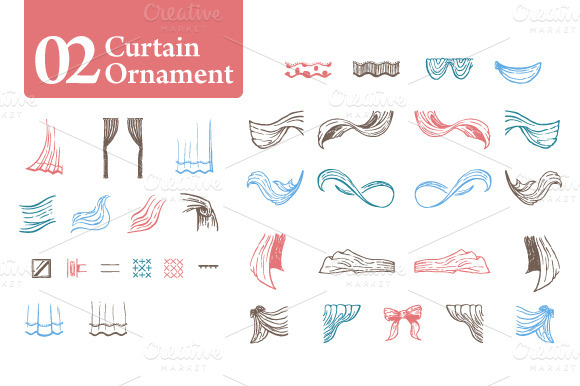 Curtain Ornament