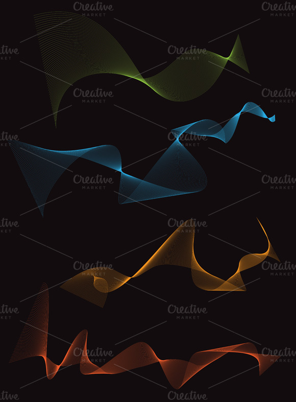 Blend Line Vectors