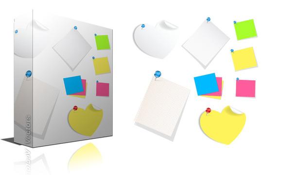 Paper Sticky Notes