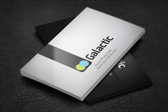 CorpBiz Business Card