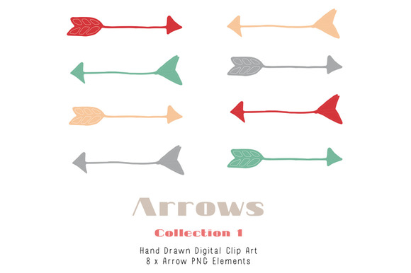 Arrows Collection 1