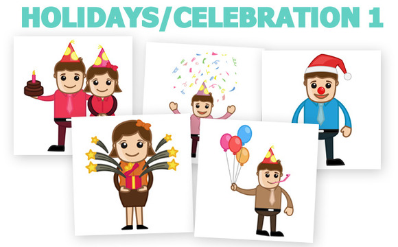 50 Holidays Celebration Concepts