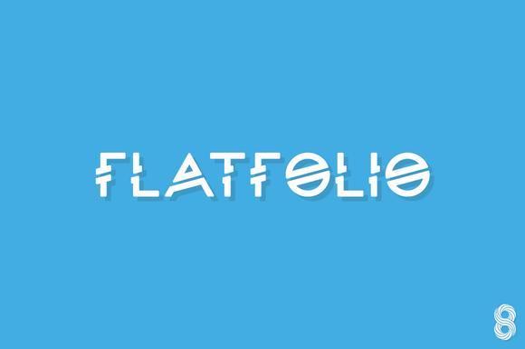 FlatFolio Responsive Template