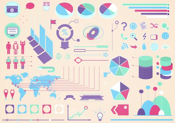 Infographics Vector Set