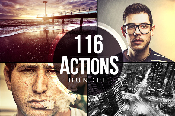 116 Actions Bundle