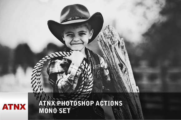 ATNX Photoshop Actions