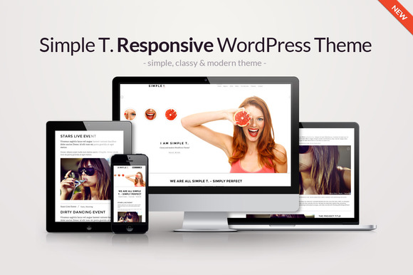 Simple T.-Responsive WordPress Theme