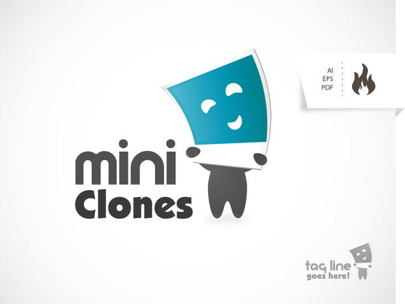 Mini Clones Logo