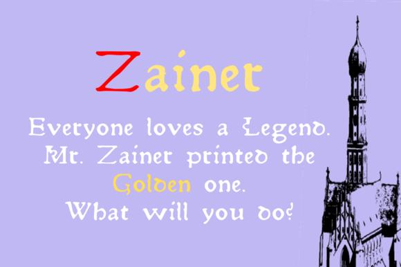 Zainer