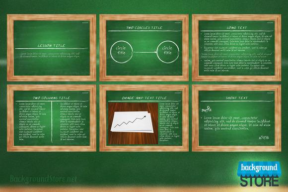 Blackboard PowerPoint Presentation