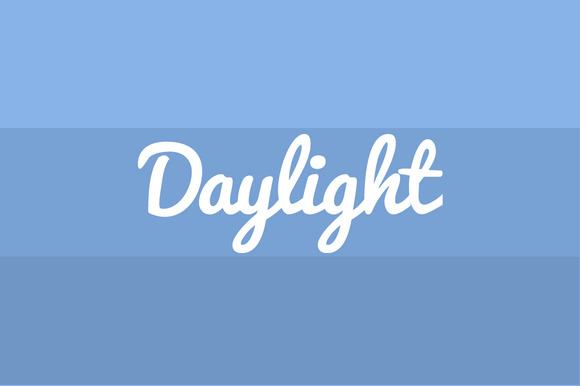 Daylight A Clean HTML CSS Theme