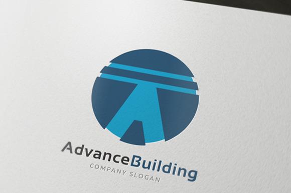 AdvanceBuilding Logo