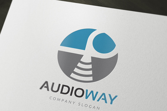 Audio Way Logo