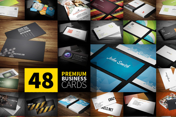 Business Cards Premium Collection