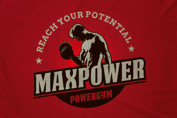 Powergym Logo