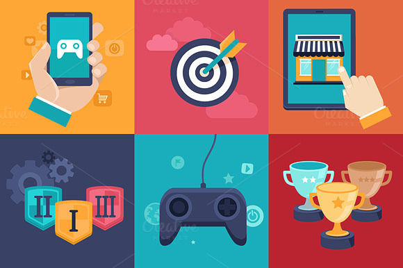 Vector Gamification Concepts