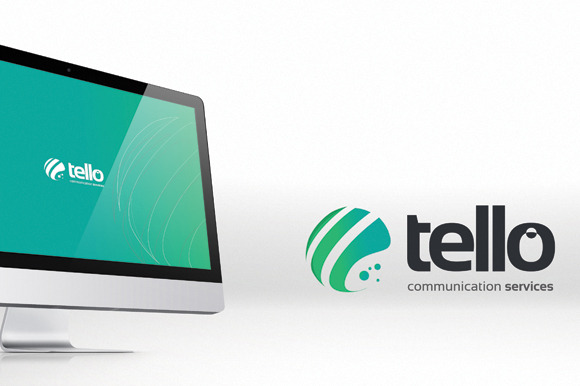 Tello Logo Template