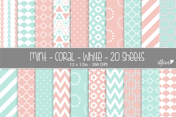 Mint Coral White Paper