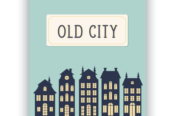 Old City Backgrounds