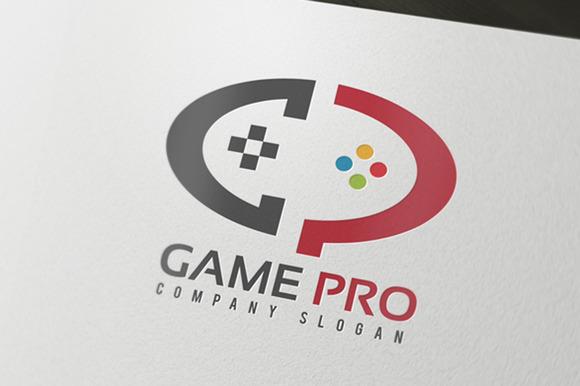 Game Pro Logo
