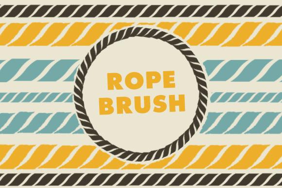 Rope Brush