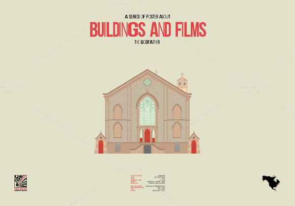 Buildings And Films The Godfather
