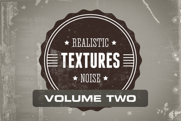 Realistic Noise Textures Pack Vol 2