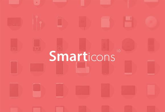 70 Smart Icons Set