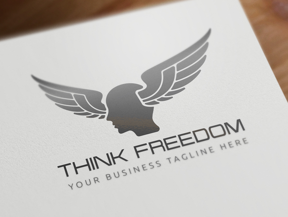 Think Freedom Logo