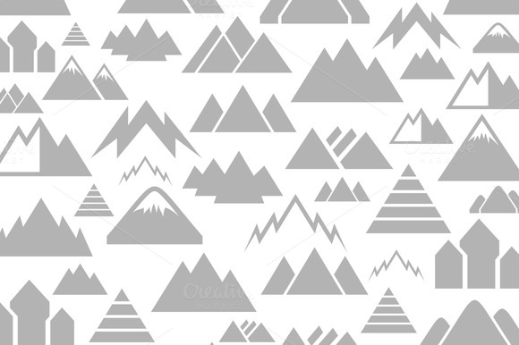 Mountain A Background