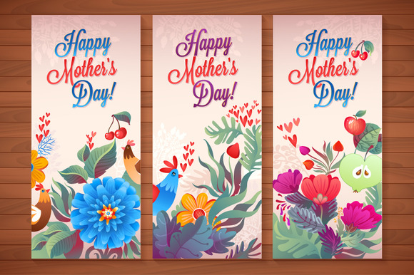 7 Floral Mother S Day Cards