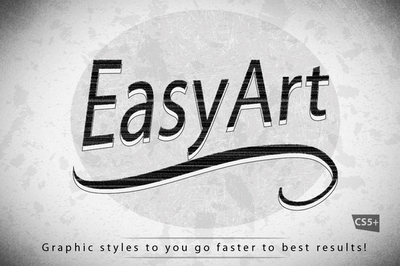 EasyArt Graphic Styles Patterns