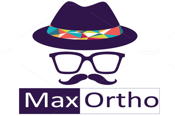 Max Ortho Creative Logo