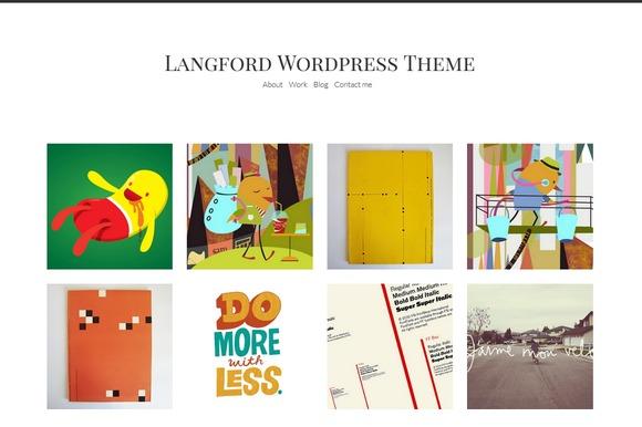 Langford Theme