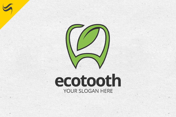 Ecotooth Logo Template