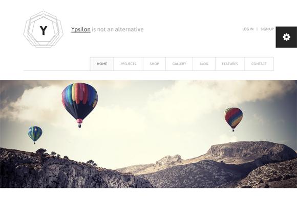 Ypsilon Premium HTML5 Template