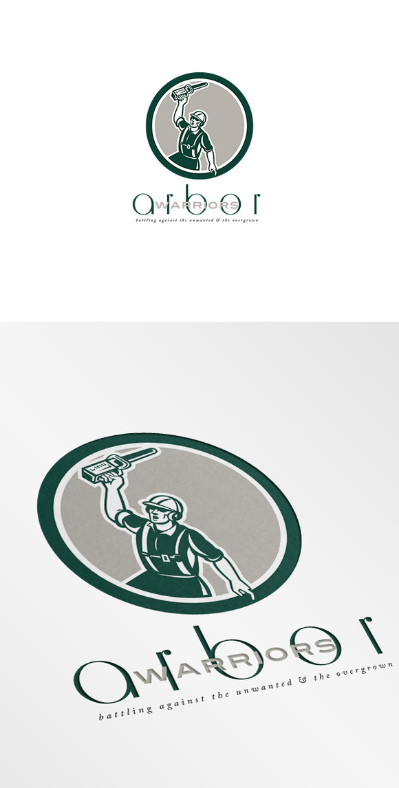 Arbor Warriors Logo
