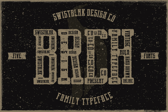 Brch Family