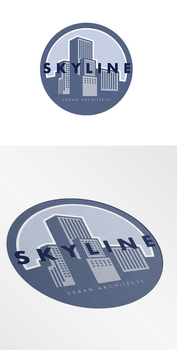 Skyline Urban Architects Logo