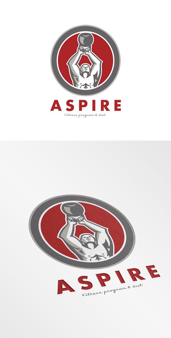 Aspire Fitness Program And Diet Logo