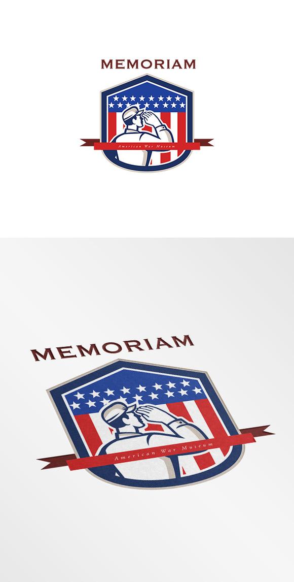 Memoriam American War Museum Logo