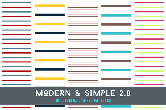 Modern Simple 2.0