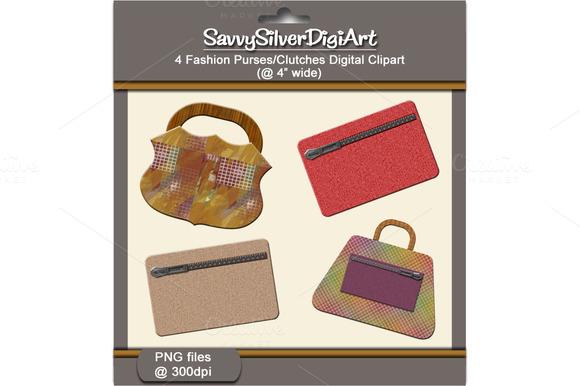 Digital Purse Clipart