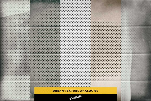 Urban Texture Analog Pack 01
