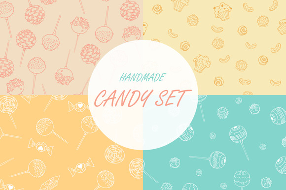 Handmade Candy Set
